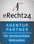 Agenturpartner von eRecht24