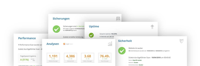 WordPress Wartung: das Rundum-Sorglos-Paket für Updates, Datensicherung, Sicherheit und Support für Ihre WordPress-Website
